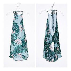 Show Me Your Mumu Katy Halter Dress NWT